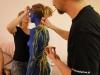 Anatomie-Bodypainting-Workshop 2010 an der Yoni Academy Innsbruck