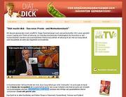Buch Diät macht dick von Edgar Raschenberger