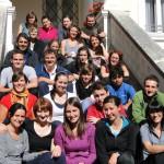 Hier sehen Sie die Teilnehmer an der Ausbildung zum Vitalmasseur 2010 an der Yoni Academy