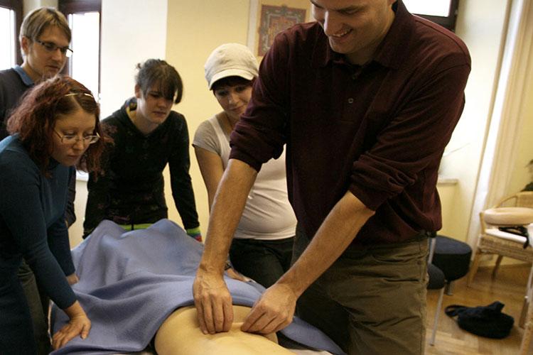 Massageausbildung
