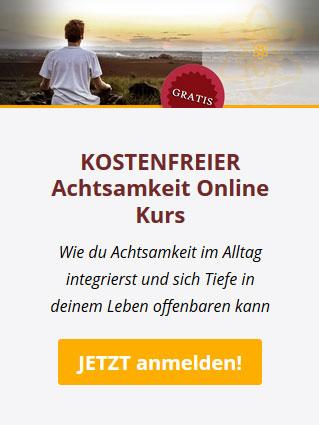 Online Achtsamkeit Kurs